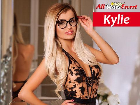 Kylie video
