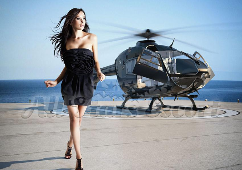 escort London Helicopter tours